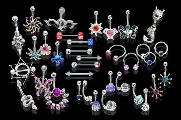 Body Jewellery WWWPIERCERCOUK
